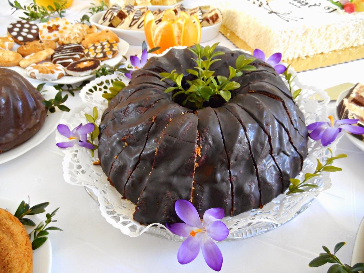 ciasta, wypieki, świąteczne, Wielkanoc
