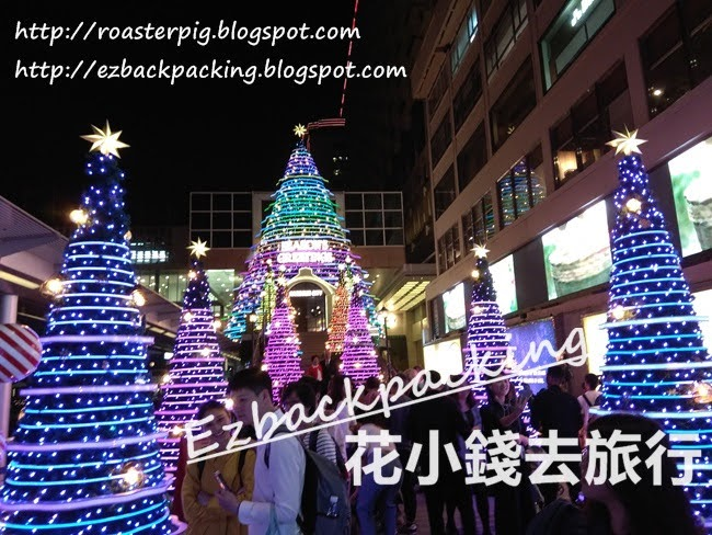 2018年海港城聖誕音樂燈光匯演