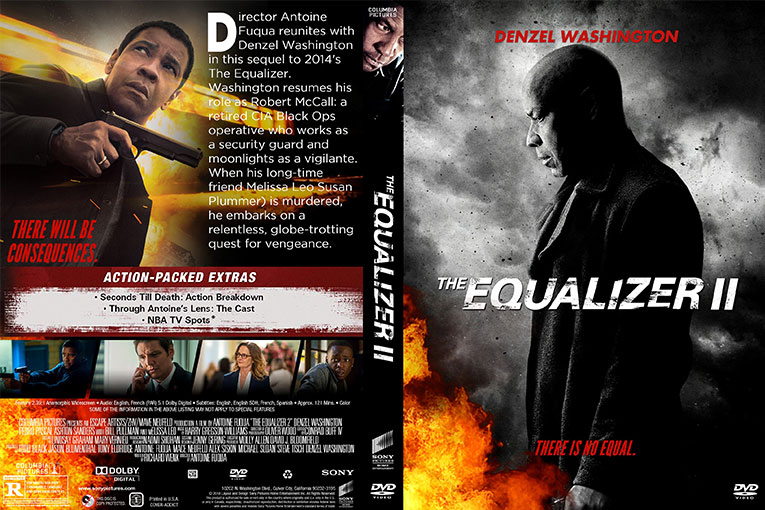 The Equalizer 2 (2018) 720p BrRip x264
