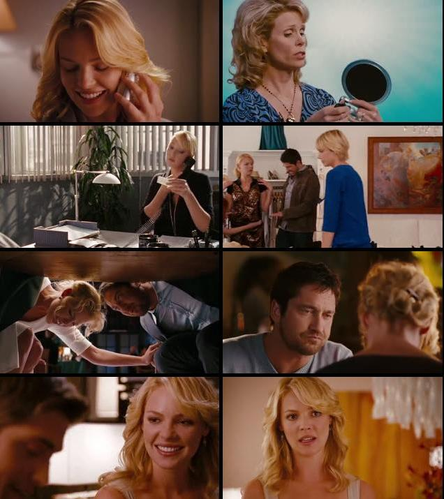 The Ugly Truth 2009 480p BRRip