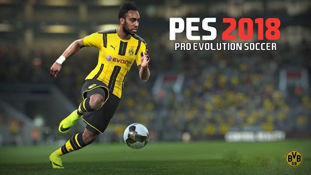 pro evolution soccer 2018 download