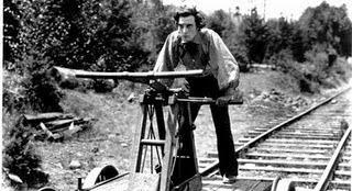cine clásico: Buster Keaton