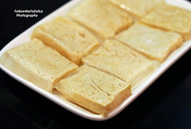 Frozen Tofu RM 6.90