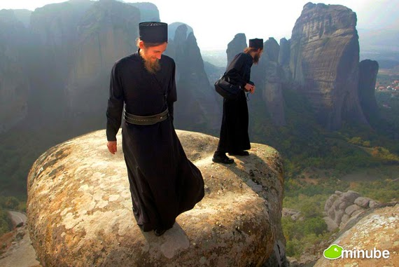 14.) Meteora, Hellas (Greece) - The 19 Most Stunning Sacred Places Around the World