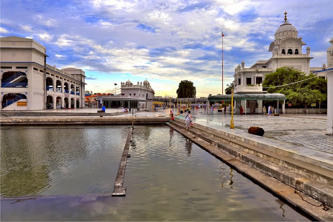 The first and foremost place of Pilgrimage for Sikhism...