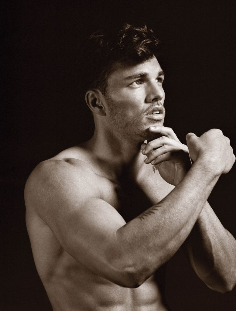 HommeModel - The Premier Source for Menswear in High Quality Bruce Weber