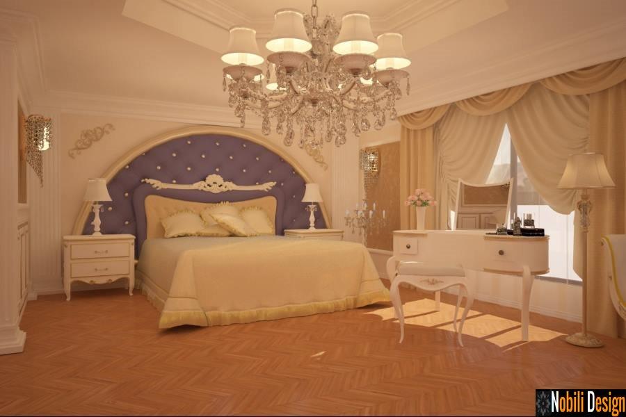 Design interior case stil clasic si modern - Amenajari interioare Brasov| Design interior - Design interior dormitor clasic - Bucuresti.