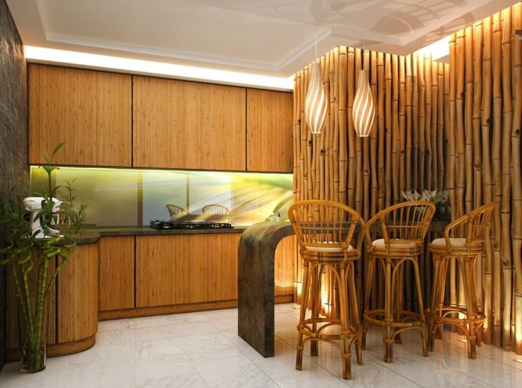 ARTEGUADUA COLOMBIA  Decoracin bamb para interiores
