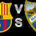 مباراة برشلونة وملقا -انتهت المباراة بالتعادل 0-0