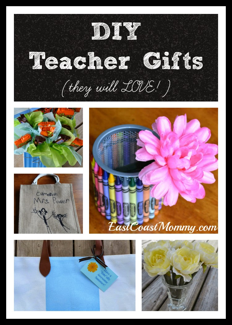 east coast mommy diy teacher gifts he or she will love