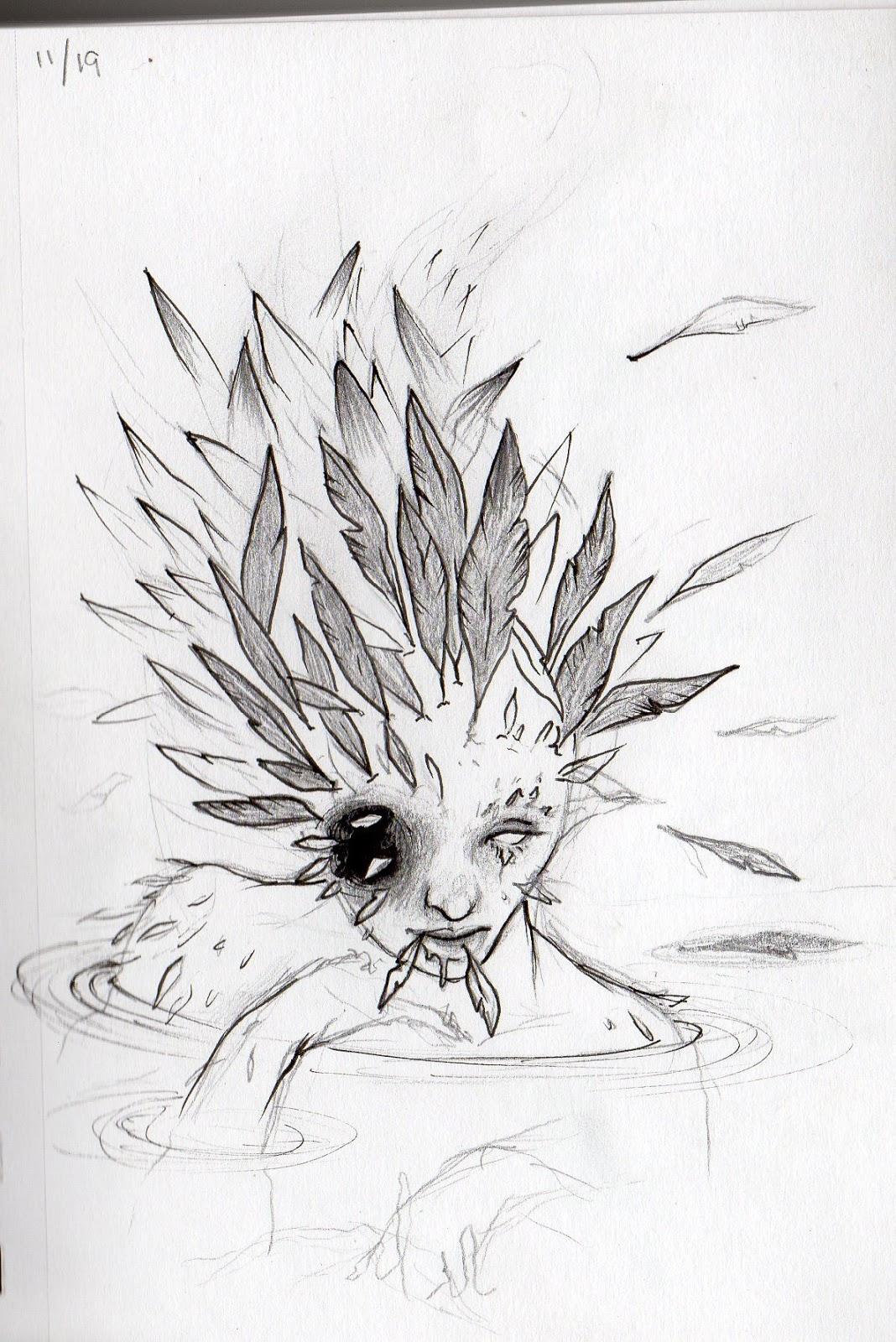 Eyegear Illustrations: Sketching ideas