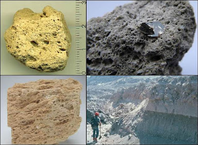 jenis, asal, dan kegunaan batu apung