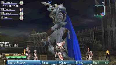 Download White Knight Chronicles Origins PPSSPP Iso Ukuran Kecil