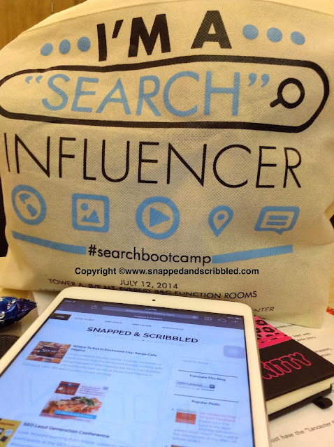 SEO Lead Generation Conference: I'm A Search Influencer