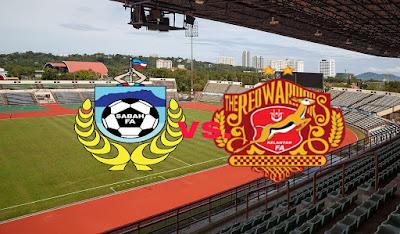 Live Streaming Sabah vs Kelantan Piala Malaysia 29.9.2018