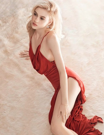 Nicola Peltz Vogue Spain magazine photoshoot February 2017