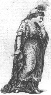 Gertrud Mara en Mandane