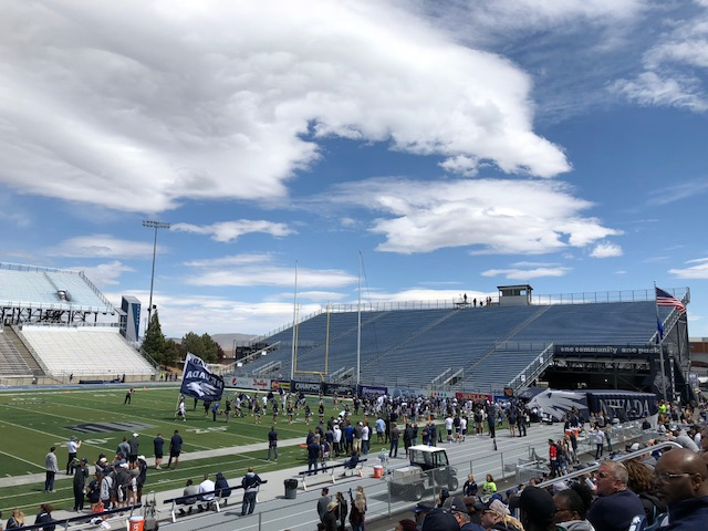 Nevada Wolf Pack football