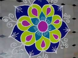 Simple and Easy Rangoli Designs For Diwali