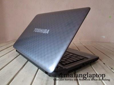 Jual Laptop Bekas Toshiba L745