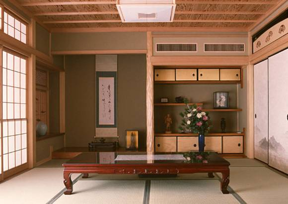 Traditional Japan Minimalist Home, Unique House | Home and Design