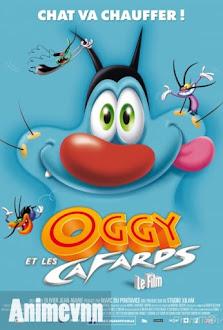 Mèo Oggy và Những Chú Gián Tinh Nghịch - Oggy And The Cockroaches 2013 Poster