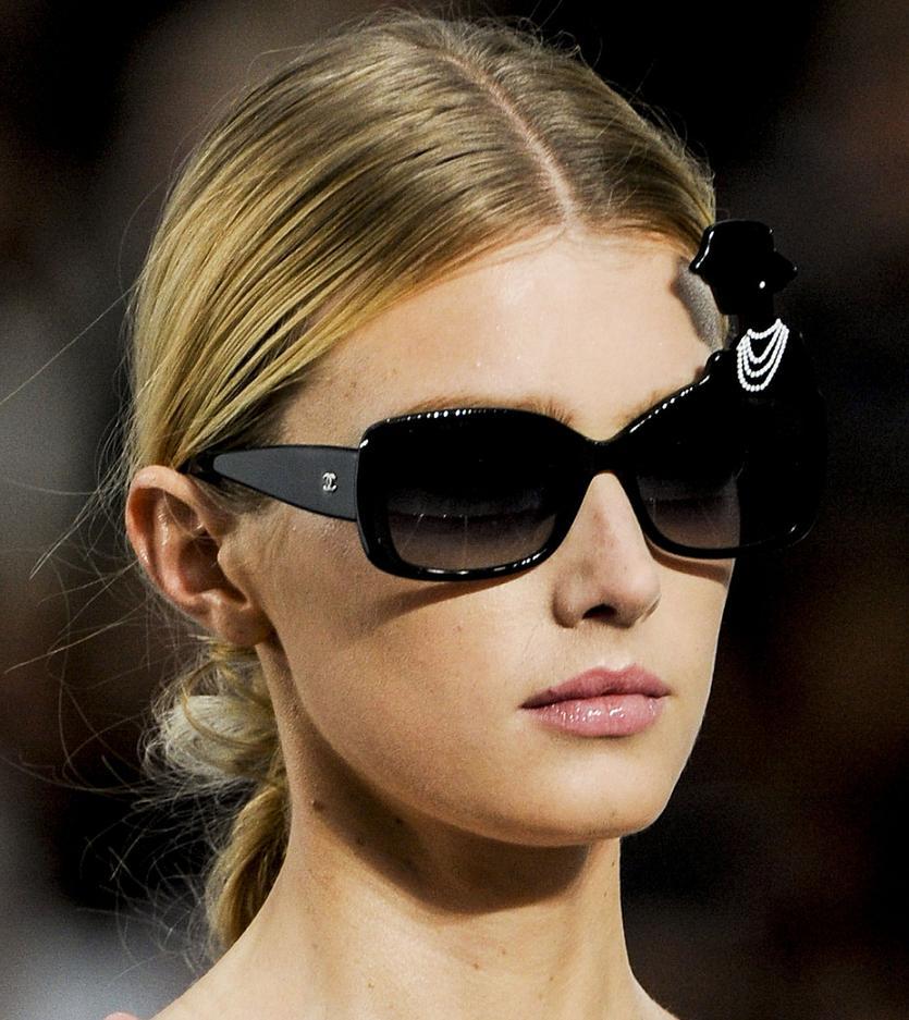 Fashion & Lifestyle: Chanel Sunglasses Spring 2013 WomenswearChanel Sunglasses 2013 Women