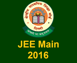 jee main 2016 admit card download