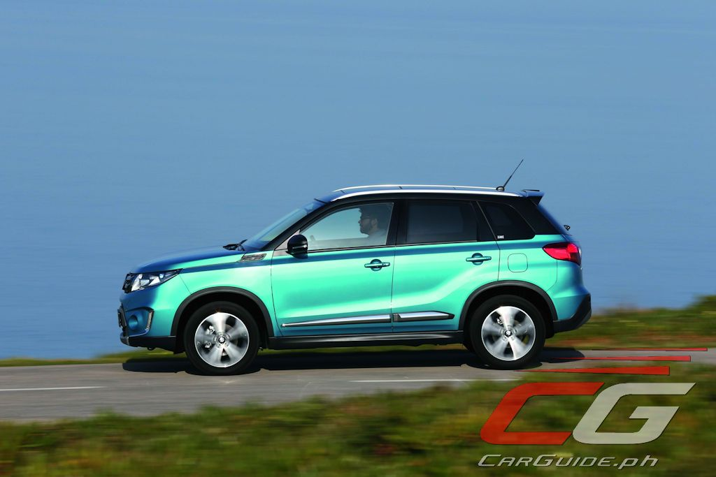 updated suzuki philippines launches  vitara    brochure philippine car news