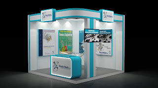 MazicDoor Exhibition Stall design 3