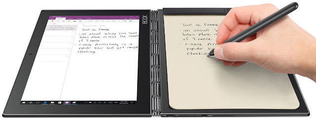 Lenovo Yoga Book 64 GB Windows
