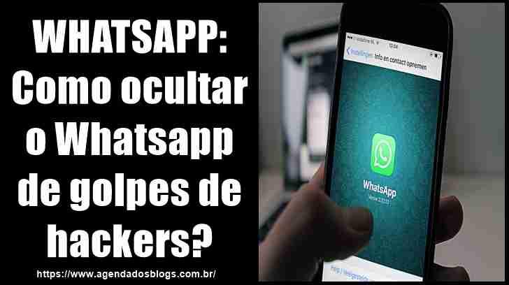 Evitando golpes no Whatsapp