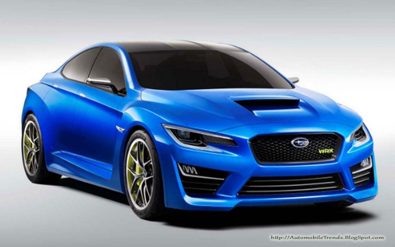 Automobile Trendz 2014 Subaru Impreza Wrx Concept [ 6