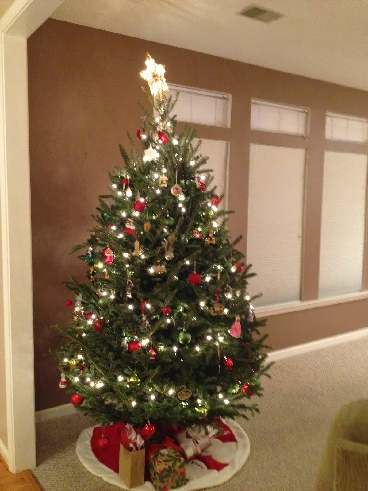 Friends Of Liberty Archives: Christmas Tree Tips 2016:Keep your Tree ...