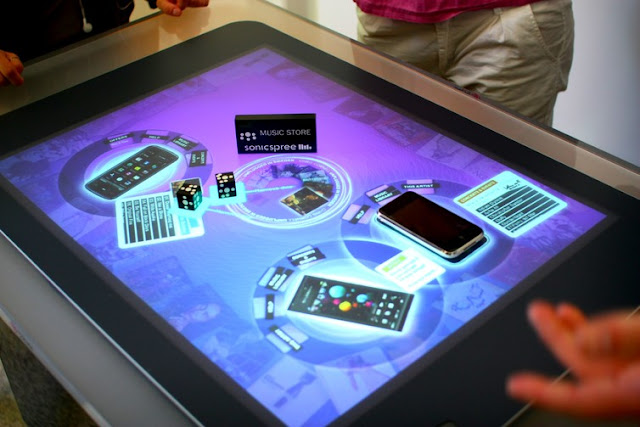 Image Attribute: The Microsoft Surface multitouch tabletop computer. Ergonomidesign/Wikimedia