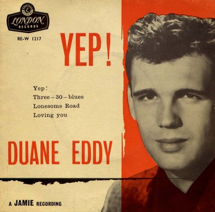 Duane Eddy Twang A Country Song