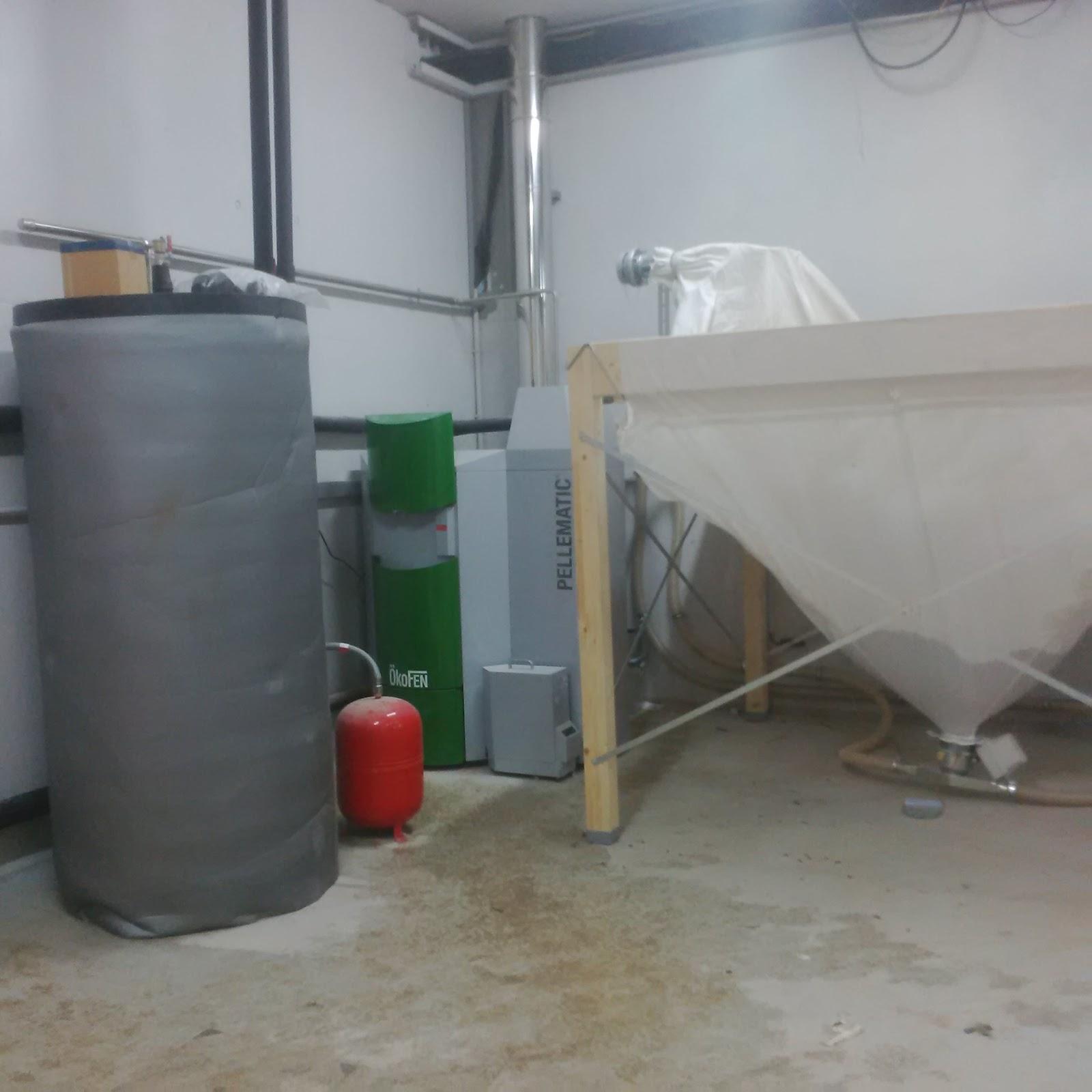 Calderas de biomasa seguimos prefiriendo biomasa - Caldera para suelo radiante ...