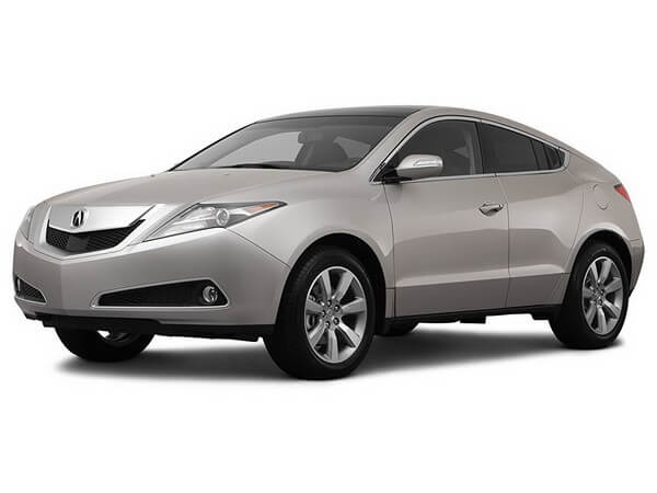 2012 Acura ZDX Prices, Reviews and Pictures