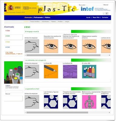 http://recursostic.educacion.es/artes/plastic/web/cms/index.php?id=17