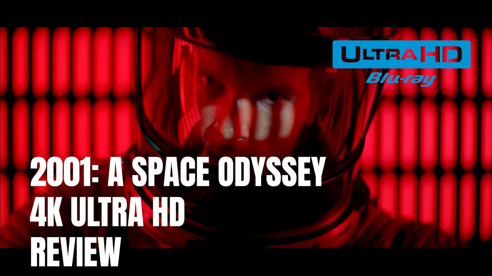 2001: A Space Odyssey 4k Ultra HD Blu-ray Review