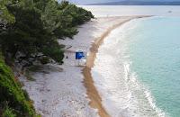tuča Zlatni rat Bol slike otok Brač Online