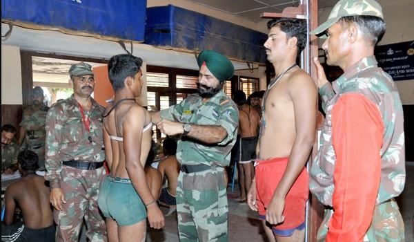 Wanaparthy Sircilla Army Rally, Indian Army Rally, Open Bharti Rally