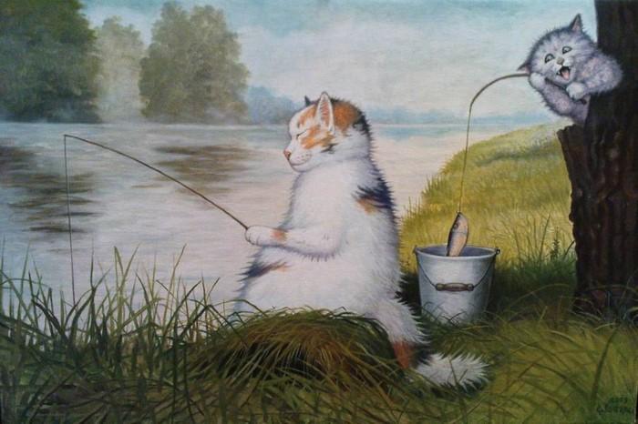 Рыбалка - Степан Каширин