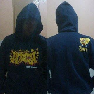 Hoodie (Sweater Kupluk) RozeR Community