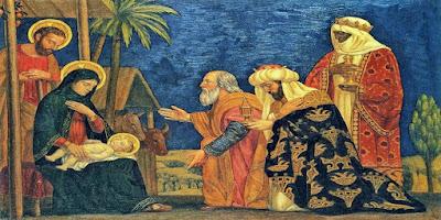 imagem dos três reis magos