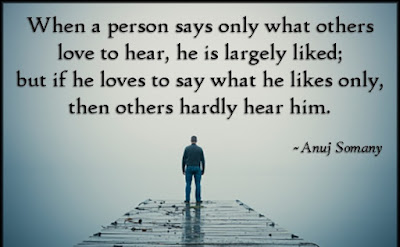 Anuj Somany In English Quotes