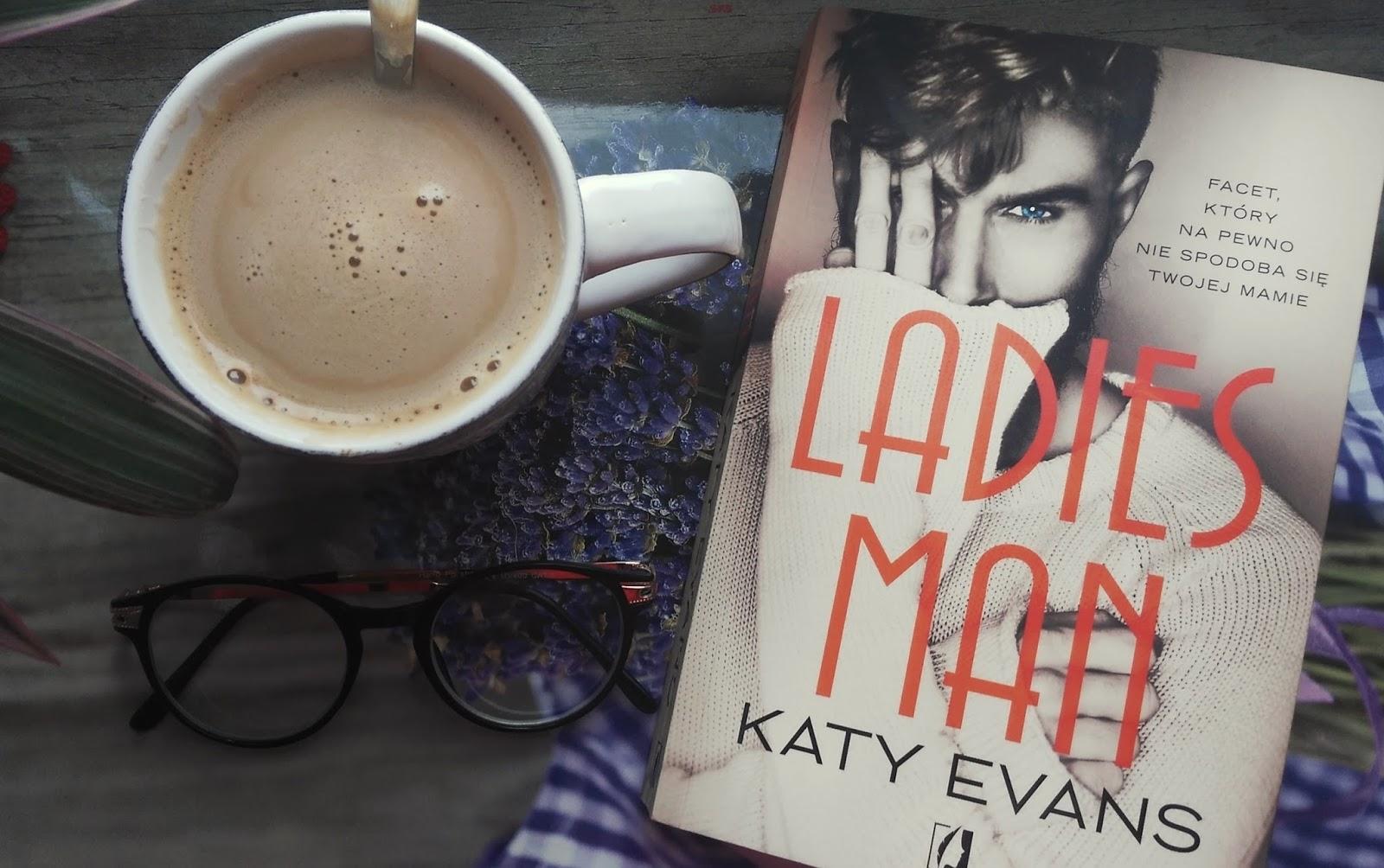 Ladies Man Katy Evans - recenzja