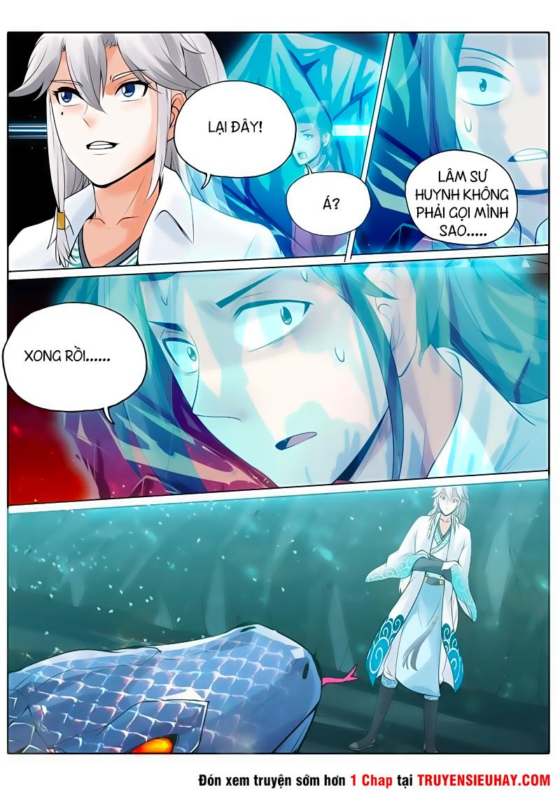 Chư Thiên Ký - Chap 15