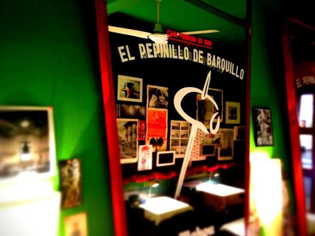 Restaurante El Pepinillo de Barquillo em Madri