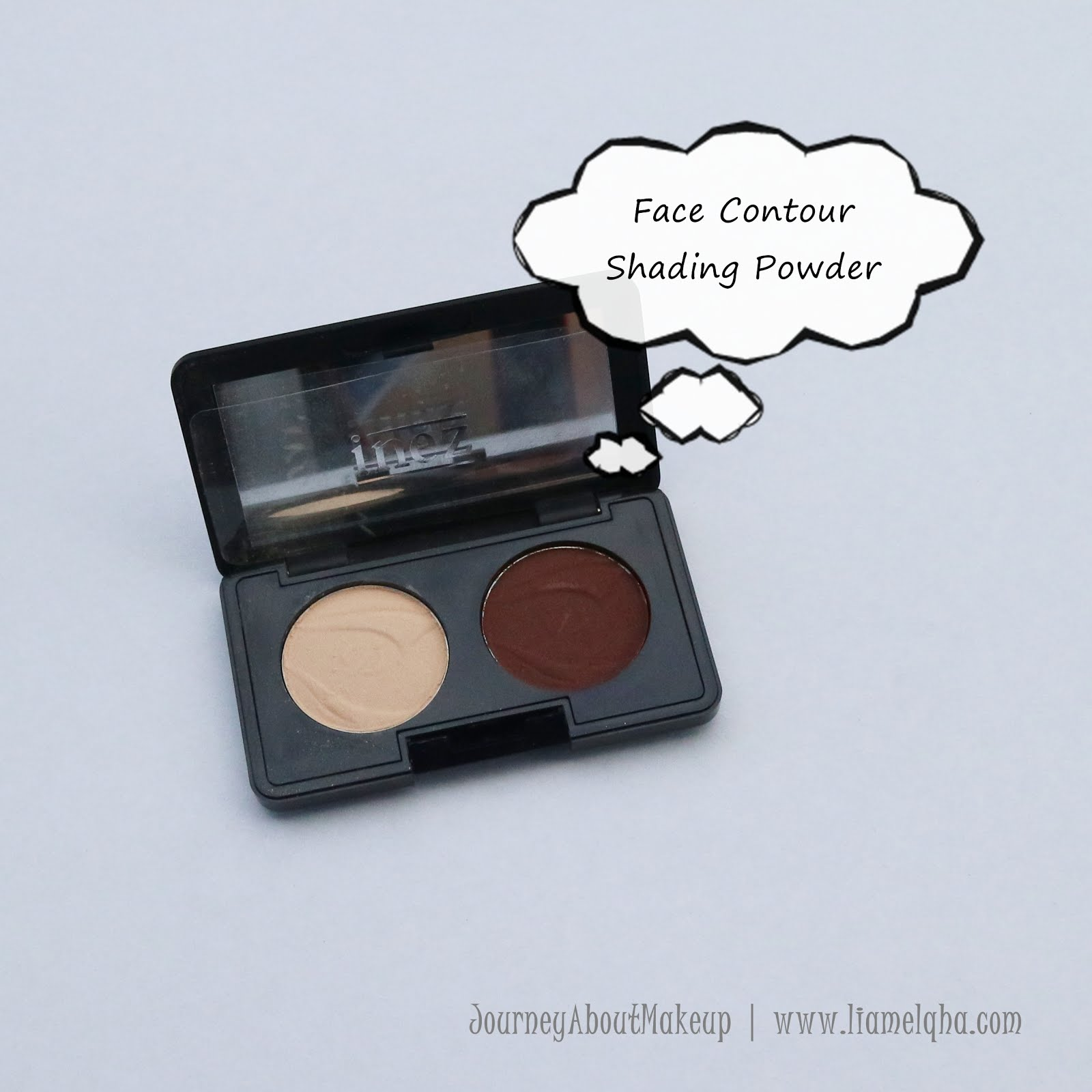 Makeuplooks Langkah Glam Makeup Bersama Inez Cosmetics Correcting Cream Vivid Setelah Mengkontur Pipi Aku Tambahkan Blush On Autumn Rose 04 Yang Ada Di Luxury Pack Untuk Mengembalikan Rona Wajahku